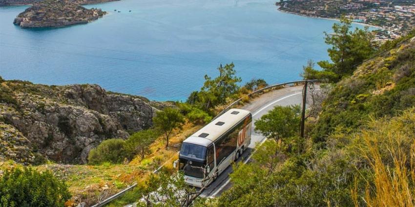 Μισθοί οδηγών τουριστικών λεωφορείων Κρήτης. Online εφαρμογή